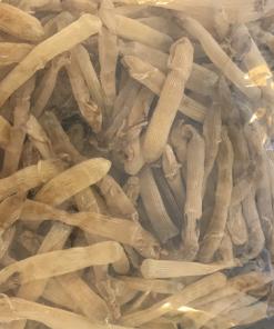 Những con sá sùng khô trong túi bóng